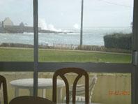 Location Appt vue mer à 50 m plage, face à île de Groix et presqu'île de Gâvres Bretagne-Sud